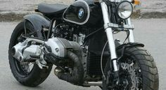 BMW GS conversion streetfighter