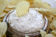 Every holiday my mother made her famous CLAM DIP. It was so tasty, it was the only thing we ate on New Year's Day while playing family gam...