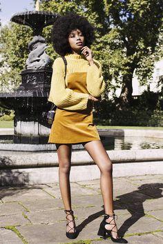 Shades Of Yellow #afrodisiac Fall Inspo