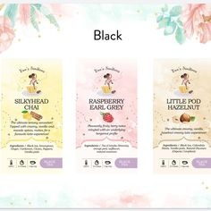 Some Black Tea choices all in stock : 🌐 Beestea.ca 👈🏽 : #beessoulteez #blacktea #instagood #instocknow✅❤️ #tealoversunite #teaispoetry #lemongrass #gingerlicious #earlgreytea #lattelove