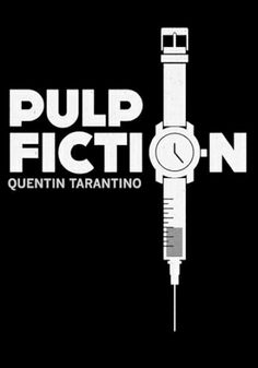 Pulp Fiction - Quentin T.