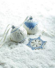 Pale Blue Christmas