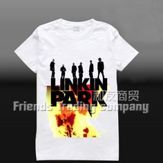 2017 New arrival fashion Lincoln Park printed summer t shirts for women white cool picture tee shirt free shipping