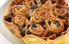 Pitta 'nchiusa...sweet with dry fruits