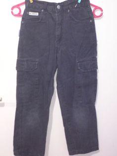 Kinder-Hose, Jeans, Jeanshose von Kids & Company, schwarz, Gr. 128