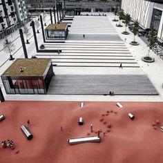 Roof-Park-Plaza-Playground-Polyform-Arkitekter-02 - Google Search