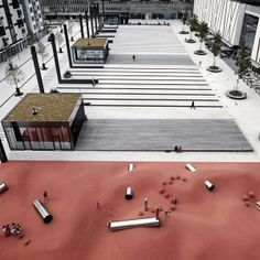 Roof-Park-Plaza-Playground-Polyform-Arkitekter-02 - Google Search