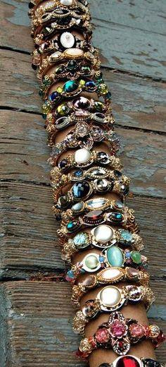 Liztech Jewelry cuff bracelets - A local favorite store :)