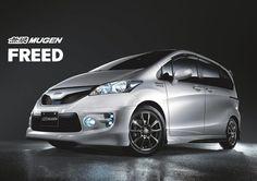 Honda Mugen Freed Japan Brochure 2014