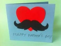 Image result for father's day cards to make