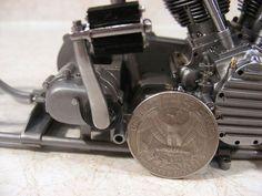 Photo Gallery: Jerry Kieffer's Amazing One Harley-Davidson Motorcycle Model: Kick Starter