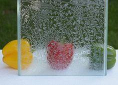 Pilkington Profilit™ E1 - decorative profiled glass. Natural Light, Plastic Cutting Board, Range, Colours, Texture, Glass, Decor, Surface Finish, Cookers