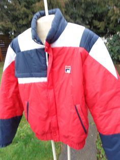 Sale Vintage early 70's 80's Fila Bjorn insulated by Simplemiles, $65.00
