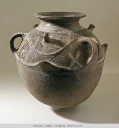Ritual Jar/ Calabar/ S.E. Nigeria