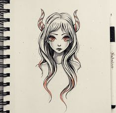 Daemon by natalico on DeviantArt
