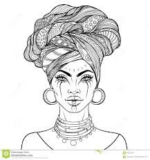Black Queens Coloring Book Image result for african queen tattoo tattoos