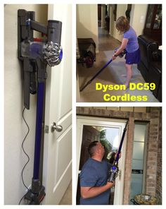 Dyson DC59 Cordless Vacuum Cleaner and a Dyson Deal! - I love this machine!!!