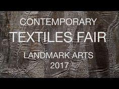 About Contemporary Textiles Fair: Landmark Arts Centre, Teddington, South West London Events Uk, Haberdashery Shop, West London, Centre, Shops, Textiles, Contemporary, Places, Art