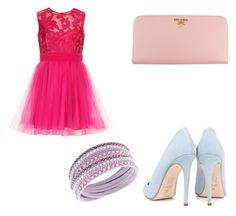 """""""Untitled #32"""" by crazygirl23432 on Polyvore featuring Dee Keller and Prada"""