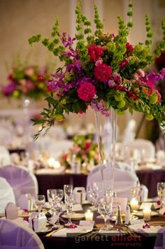 Stunning #centrepiece -  #wedding -Mill Street Florist, Manotick, Ontario - Staalduinen Floral Wholesale