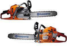 Husqvarna 550XP  Chainsaw  Manufacturer Husqvarna AB, Sweden www.husqvarna.com