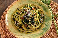 Ricetta Pasta con le sarde alla siciliana - La Cucina Italiana: ricette, news, chef, storie in cucina