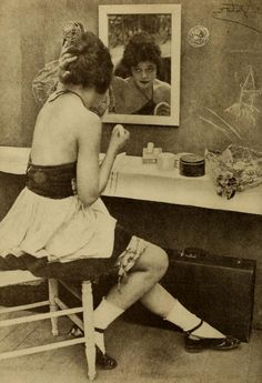 Photoplay magazine, 1919  [source: http://archive.org/details/phojuldec17chic#page/n233/mode/1up | via http://backtothefiveanddime.tumblr.com/post/33641302434/holdthisphoto-1919#]