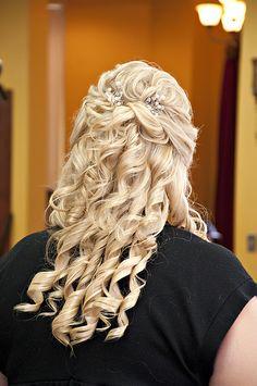 Wedding Hair, Travis J Photography, Colorado