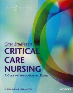 Critical care case study book