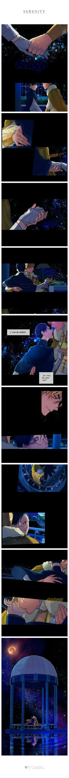 This dance part of Kings Maker Manhwa is too much beautiful. (♥ω♥ ) ~♪