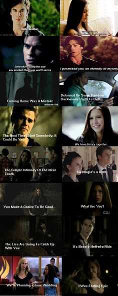 S8 The Vampire Diaries Episodes