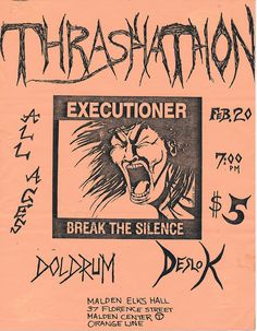 Thrashathon