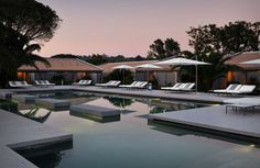 HOTEL SEZZ | SAINT TROPEZ. French chic and luxury hotel. One on the top travel places in Europe. Walk through the hotels at jebiga.com #hotel #travel #toptravel2014