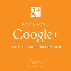 Check us out on Google+ for a mix of all things Media Lounge! http://google.com/+MediaLoungeBournemouth?utm_content=buffer5a17a&utm_medium=social&utm_source=pinterest.com&utm_campaign=buffer