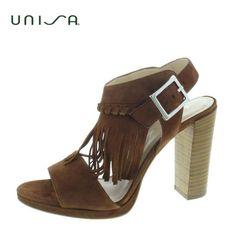 Sandaletten gibt es viele. Unisa macht Ihren neuen Damenschuh zum Hingucker der Saison. Ein hochwertiger Lederschuh für das echte Open Air Erlebnis.