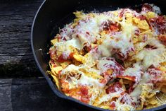 Yum! Who doesn't enjoy some good nachos, especially after a long day of swimming or surfing at Byron Bay's excellent beaches?