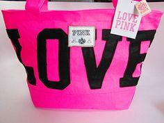 vs pink tote