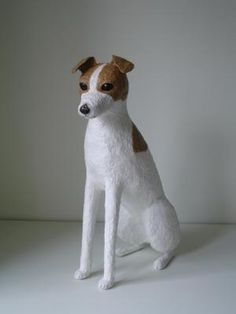 """""""Jack Russell (3)"""" by Nicky Clacy"""