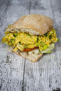 Kip-kerrie salade maken - Season with love