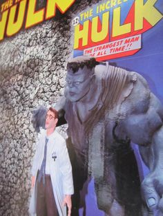 Hulk Statue Master Lifelike Replica Marvel Comics - Auth Certificate Incl New