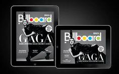Billboard Brasil    #ipad #magazine #billboard #brasil #billboardbrasil #ladygaga #ipadmagazine