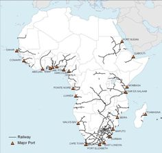 How Overlooked Colonial Railways Could Revolutionize Transportation in Africa - CityLab