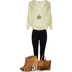 Untitled #11 by miss-bee-fashion on Polyvore