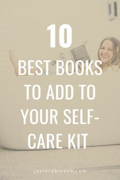 Top self-care books to read when you need to take time for YOU. Self care is so important for your happiness and health! Good Books, Books To Read, Gratitude Jar, Life Changing Books, Self Care Routine, Best Self, Self Improvement, Self Love, Improve Yourself