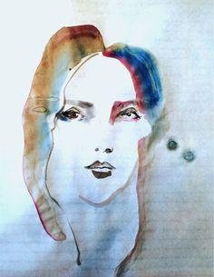 Marlene Dumas by Sella Molenaar