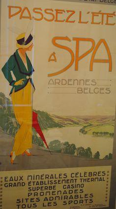 Passez l'été à Spa Ardennes Belges  www.hotelspabalmoral.be