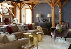 Pole Barn House Design Ideas, Pictures, Remodel and Decor