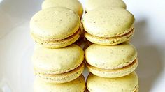 Butterbeer Macaron Recipe
