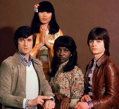 The Tomorrow People.....science fiction show for kids.