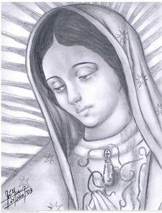 Virgen De Guadalupe Jos Luis Guzm N Artelista En